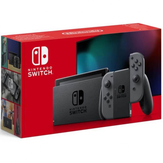CONSOLA SWITCH GRIS