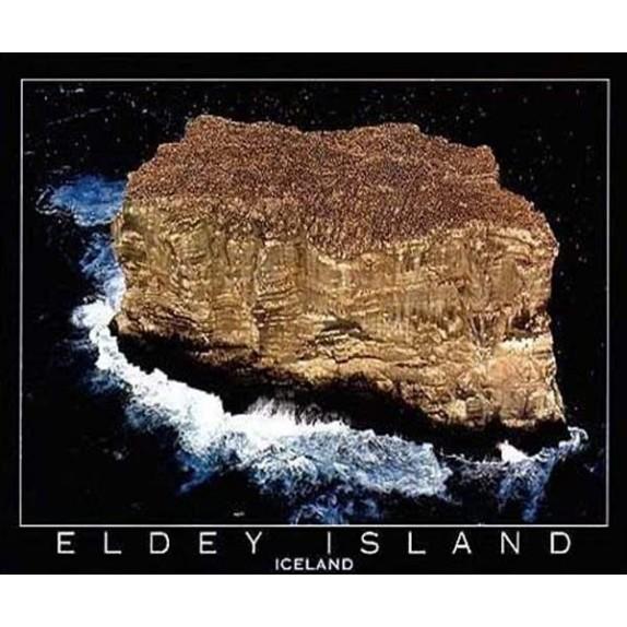 PUZZLE 1000 ELDE ISLAND ICELAND