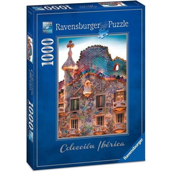 Ravensburger - Puzzle de 1000 Piezas Batló