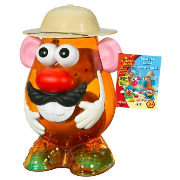 MR. POTATO SAFARI