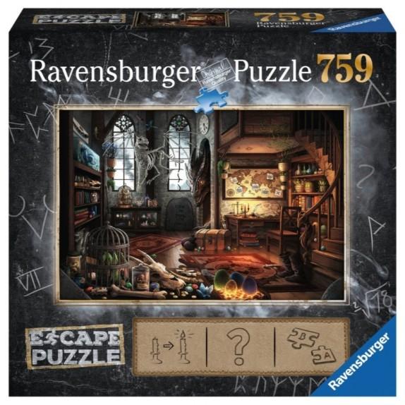 Escape puzzle - Dragón