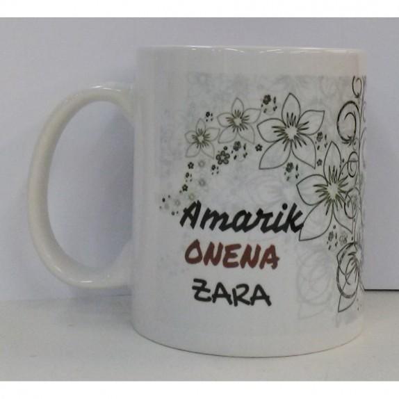 """TAZA """"AMARIK ONENA ZARA"""""""