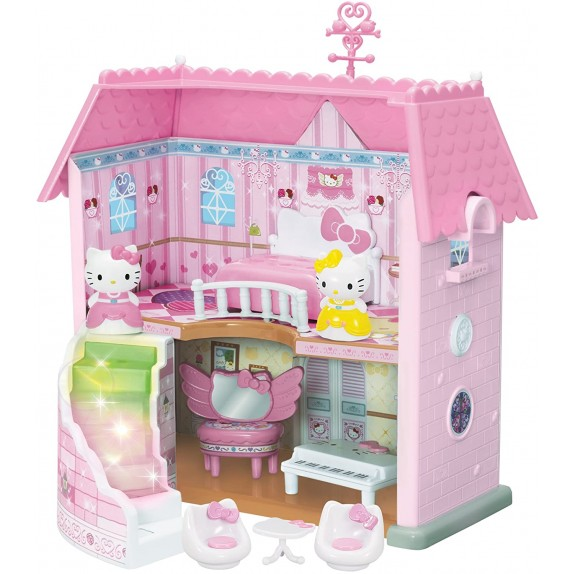 CASA PRINCESS HELLO KITTY