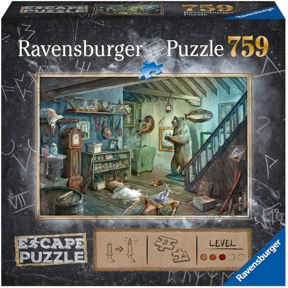 Escape puzzle 759 - En la cámara de los horrores