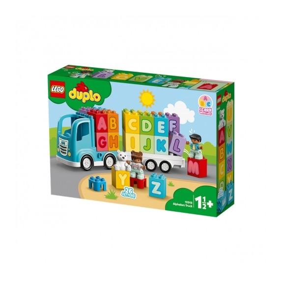 LEGO DUPLO CAMION DEL ALFABETO