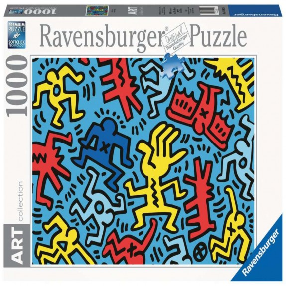 PUZZLE 1000 KEITH HARING