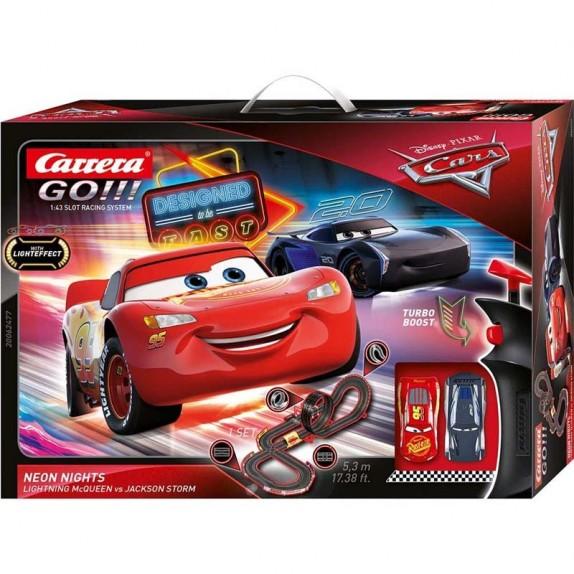 CIRCUITO 1/43 GO CARS NEON