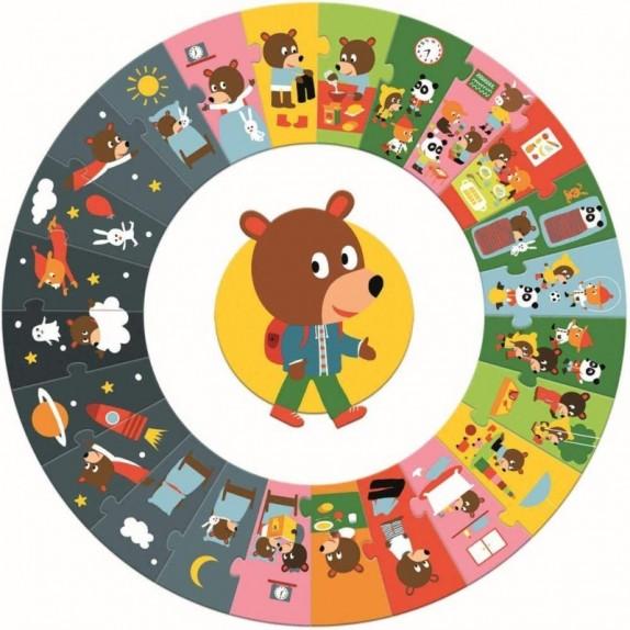 Puzzle Gigante La Jornada 24 pzas