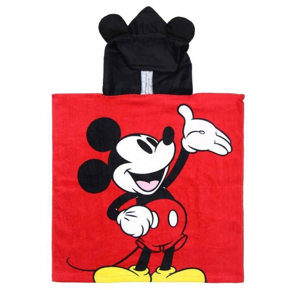 PONCHO PLAYA MICKEY
