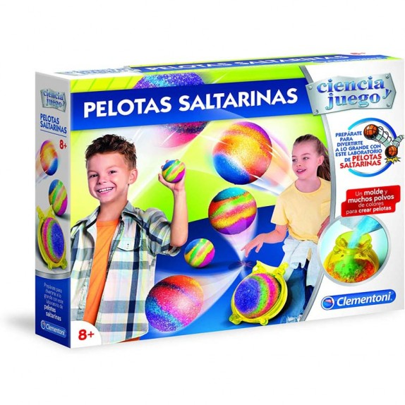 PELOTAS SALTARINAS
