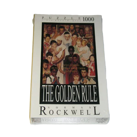 PUZZLE 1000 THE GOLDEN RUL