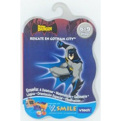 V.SMILE BATMAN RESCATE EN GOTHAM CITY