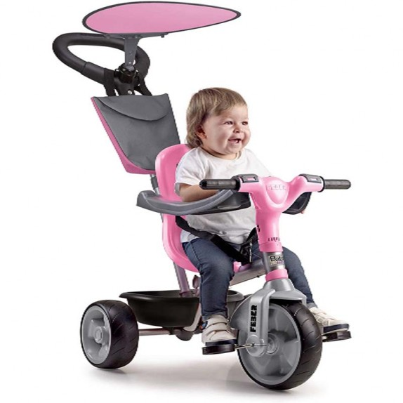 TRICICLO BABY PLUS MUSIC GIRL