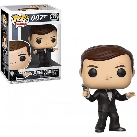 POP JAMES BOND 522 ROGER MOORE