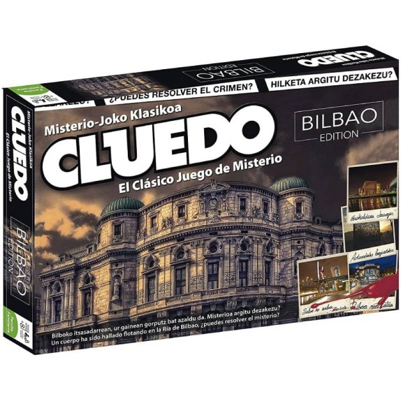 CLUEDO BILBAO