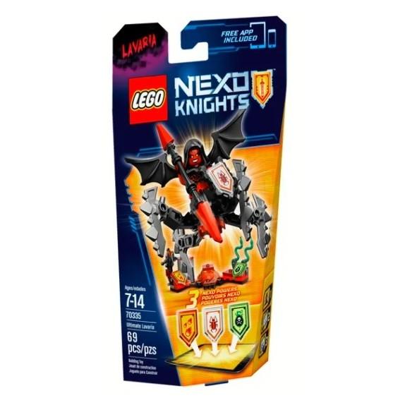 LAVARIA ULTIMATE LEGO