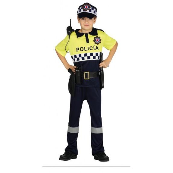 DISFRAZ POLICIA LOCAL INFANTIL