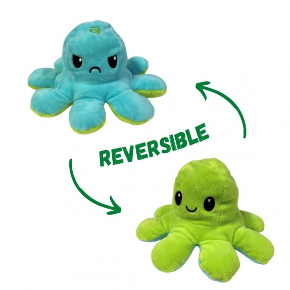 PULPO REVERSIBLE