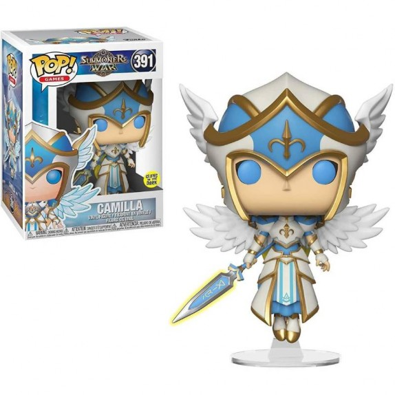 POP FUNKO SUMMONERS WAR CAMILLA