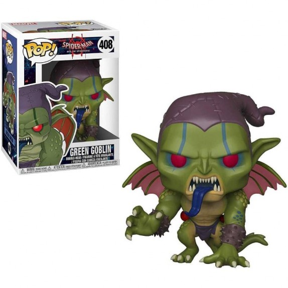 POP FUNKO SPIDERMAN GREEN GOBLIN