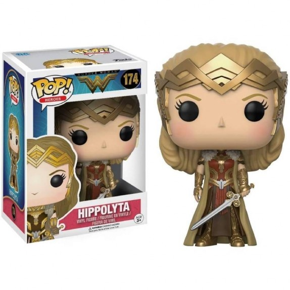 POP FUNKO WONDER WOMAN HIPPOLYTA