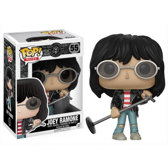POP FUNKO ROCKS JOY RAMONE
