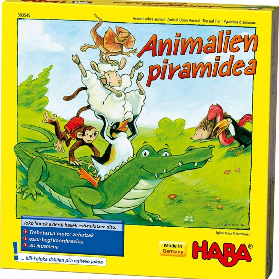 ANIMALIEN PIRAMIDEA