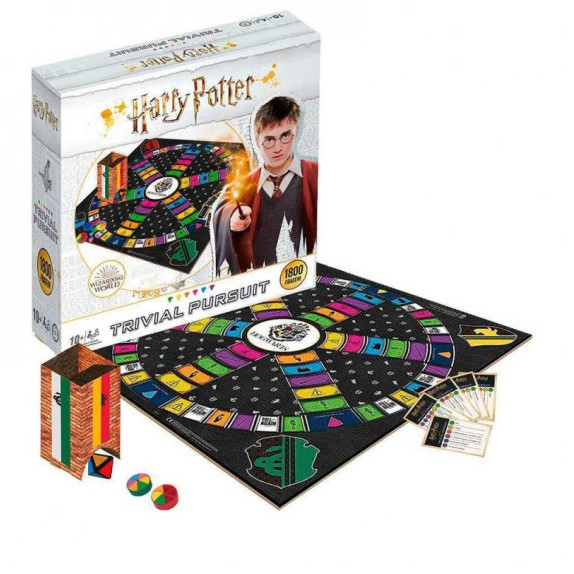 TRIVIAL HARRY POTTER
