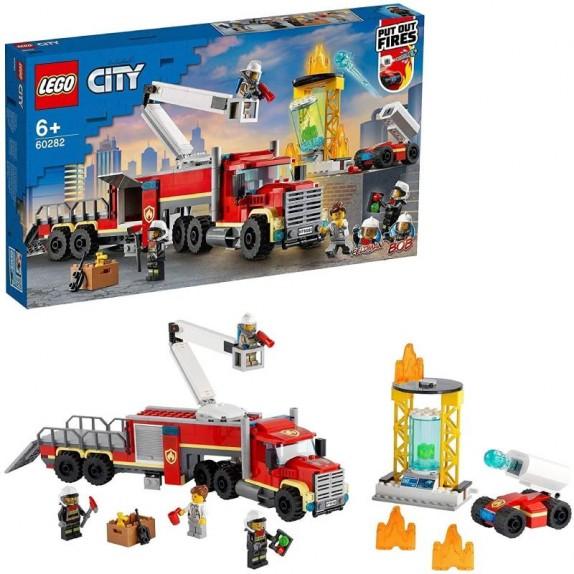 LEGO UNIDAD DE CONTROL DE INCENDIOS