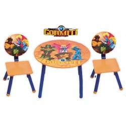 Mesa con 2 sillas Gormit