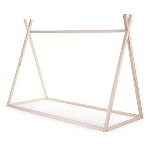Afede cama con estructura tipi 90x200 for Estructura cama 90x200