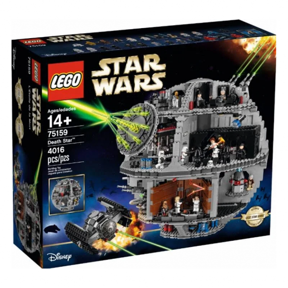 DEATH STAR WARS 5702015593946 REF.75159