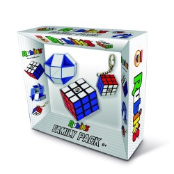 RUBIKS PACK FAMILIAR