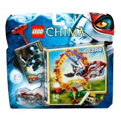 LEGENDS OF CHIMA ANILLO DE FUEGO