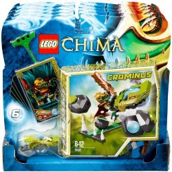 LEGENDS OF CHIMA BOLERA DE ROCAS