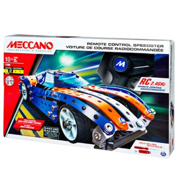 MECCANO RC SPORT CAR