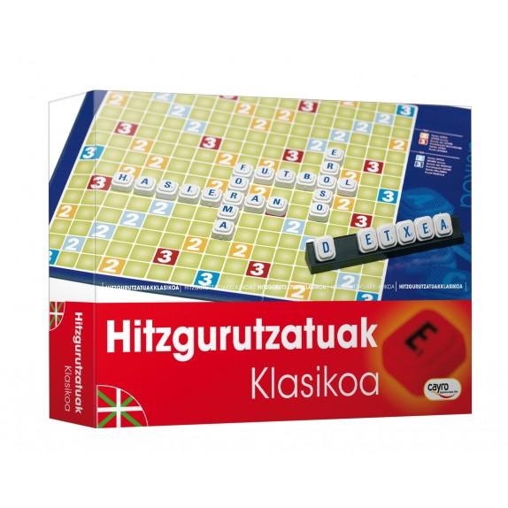 HITZ-GURUTZATUAK KLASIKOA