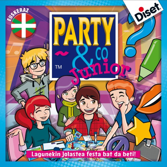 PARTY&CO JUNIOR EUSKERAZ