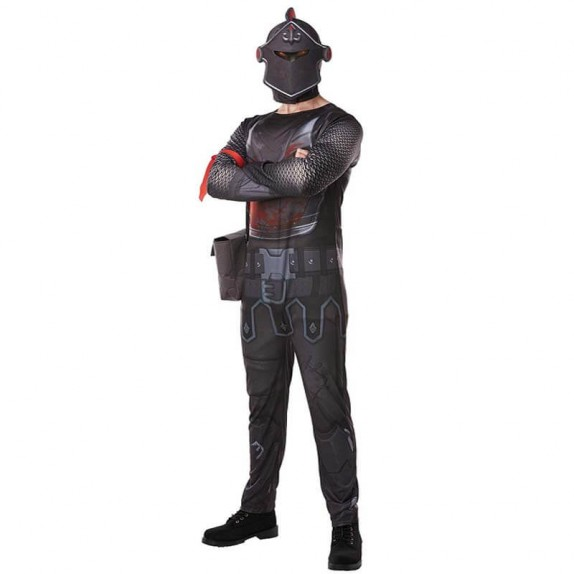 DISFRAZ BLACK KNIGHT FORTNITE ADULTO