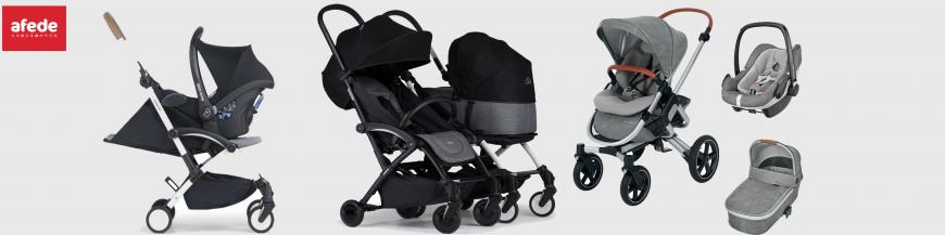 Carro y Sillas de Bebé